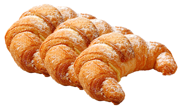 image of 3 croissants