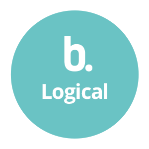B-Logical logo