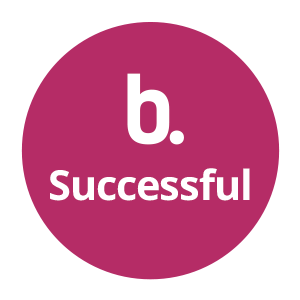 B-Successful logo